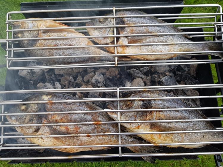 Peste la rotisor cu Grillia - The Spinner BBQ