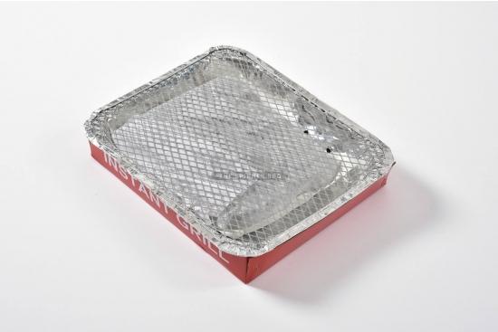 Gratar instant de unica folosinta, usor de utilizat, ideal pentru picnic sau camping