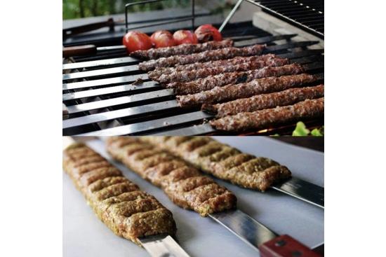 Tepusa Plata pentru Adana kebab