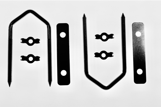 Pachet/Set Accesorii pentru gratar Protap cu Motor Aero, tepusa 16mm