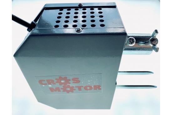 Gratar PROȚAP 150cm, Motor  Cros Motor Tip M5 220V/55W Heavy Duty inclus