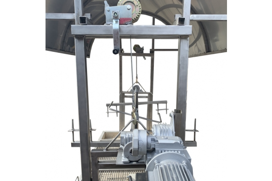 Gratare Protap de Inox Industriale
