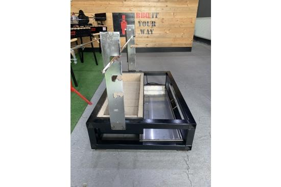 Rotisor de banc 1000X600 cu 2 sertare