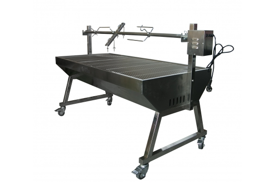 Protap rotisor profesional full otel inoxidabil 150cmx70cm