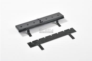 Set mecanism automatic pentru 7 frigarui, compatibil cu toate modelele de BBQ
