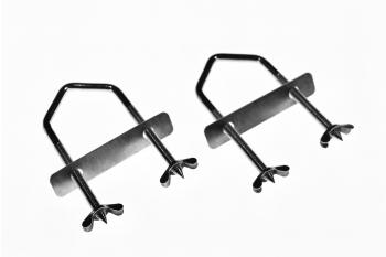 Set cleme cu suruburi pentru Protap (set 2 bucati)