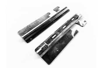 Set suporturi laterale Protap pe 2 nivele/pozitii pentru susținerea tepusei si motorasului electric